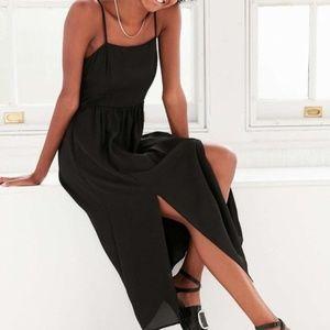 NEW Urban Outfitters Modern Chiffon Babydoll Slip